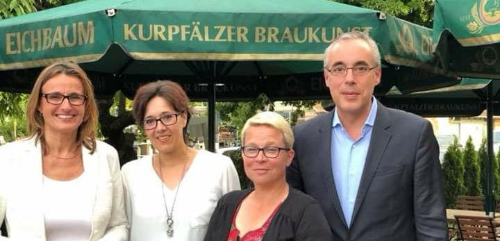 Gründung der Frauen Union Kocher-Jagst