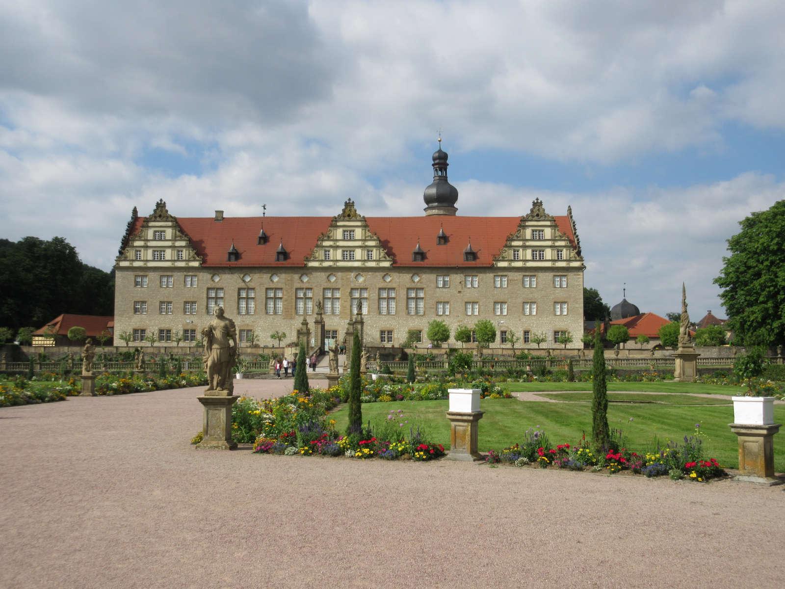 Ausflug nach Weikersheim